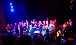 Barnsley Brass in concert