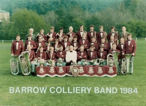 Barrow Colliery Band